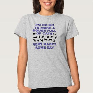 Chambre complètement de Madame drôle T-Shirt de