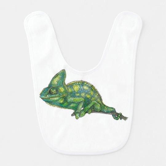 Chameleon Bib