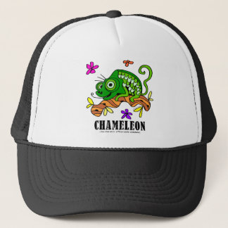 Chameleon by Lorenzo © 2018 Lorenzo Traverso Trucker Hat
