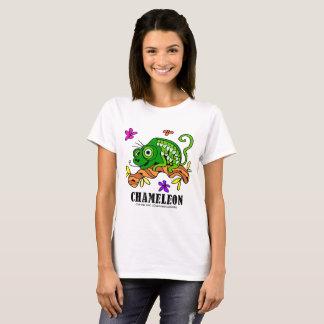 Chameleon by Lorenzo Women's T-Shirt