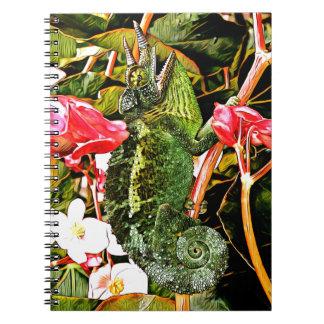 Chameleon Charisma Notebook