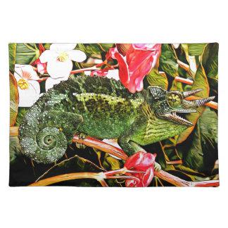 Chameleon Charisma Placemat