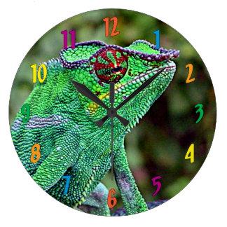 Chameleon Clocks