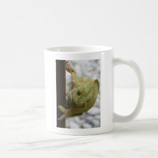 Chameleon: Fifty Shades of Green Coffee Mugs