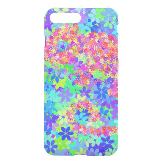 CHAMELEON flower camouflage iPhone 7 Plus Case
