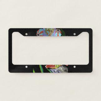 Chameleon Licence Border License Plate Frame