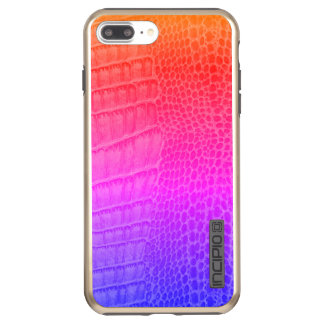 Chameleon Lizard Chameleon Reptile Kawaii Gecko Incipio DualPro Shine iPhone 8 Plus/7 Plus Case