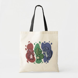 Chameleon Paint Bag