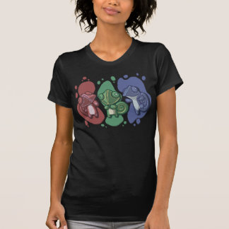 Chameleon Paint Shirt