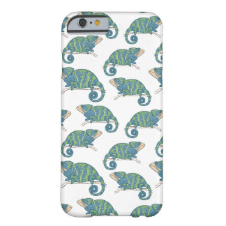 Chameleon Pattern Barely There iPhone 6 Case