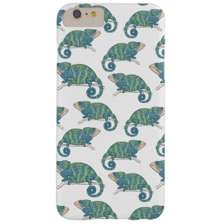 Chameleon Pattern Barely There iPhone 6 Plus Case