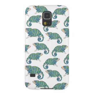 Chameleon Pattern Case For Galaxy S5