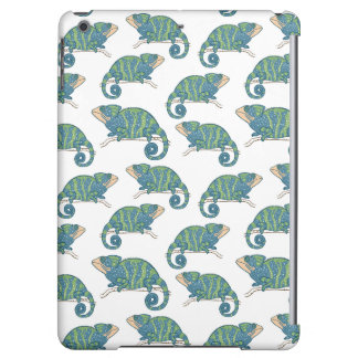 Chameleon Pattern Cover For iPad Air