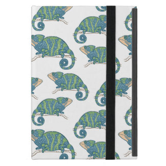 Chameleon Pattern iPad Mini Case