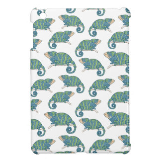 Chameleon Pattern iPad Mini Cases