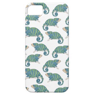 Chameleon Pattern iPhone 5 Cases