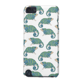 Chameleon Pattern iPod Touch (5th Generation) Case