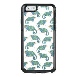 Chameleon Pattern OtterBox iPhone 6/6s Case
