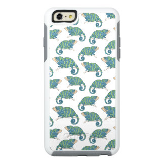 Chameleon Pattern OtterBox iPhone 6/6s Plus Case