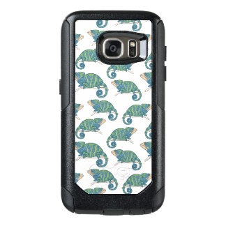 Chameleon Pattern OtterBox Samsung Galaxy S7 Case