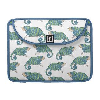 Chameleon Pattern Sleeve For MacBooks