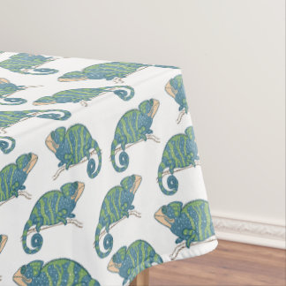 Chameleon Pattern Tablecloth