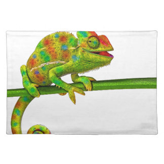 Chameleon Placemat