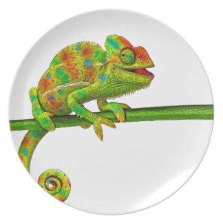 Chameleon Plate