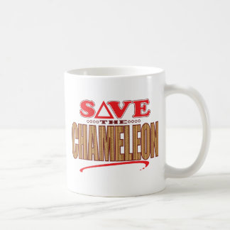 Chameleon Save Coffee Mug