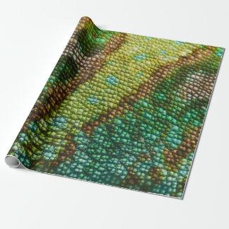Chameleon Skin Texture Template