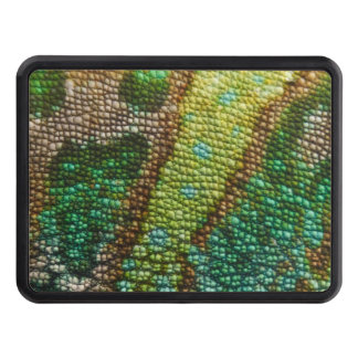 Chameleon Skin Texture Template Hitch Cover