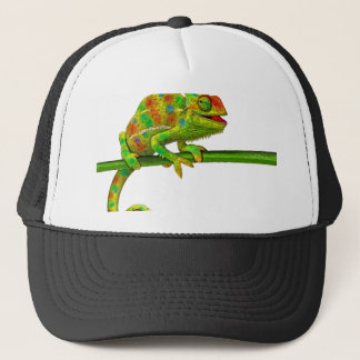 Chameleon Trucker Hat