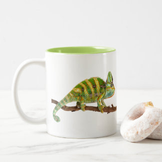 Chameleon Two-Tone Coffee Mug
