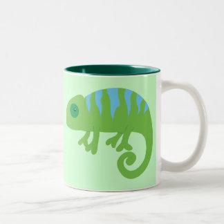 Chameleon Two-Tone Coffee Mug