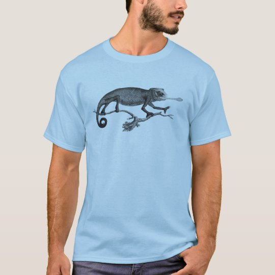 Chameleon vintage illustration T-Shirt