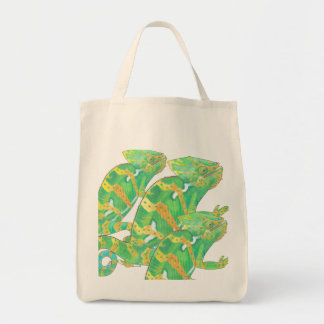 Chameleon Within a Chameleon Bag