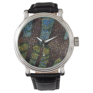 chameleon wristwatch