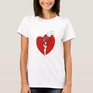 Chameleon's broken heart/pain T-Shirt