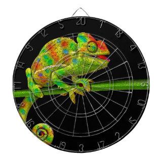 Chameleons Dartboard