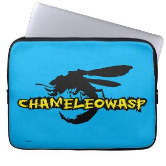 Chameleowasp Laptop Sleeve
