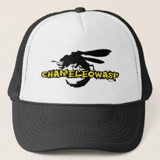Chameleowasp Trucker Hat