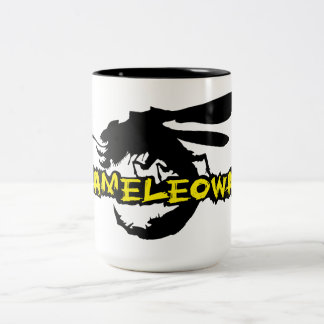 Chameleowasp Two-Tone Coffee Mug