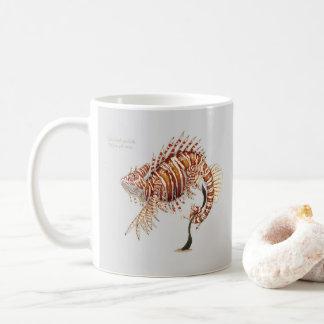 Chamelionfish Fantasy Animal Coffee Mug