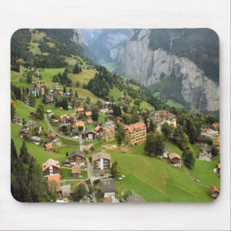 Chamets in Wengen Mouse Pad