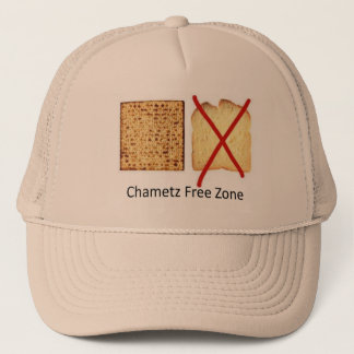Chametz Free Zone Trucker Hat