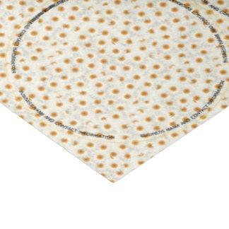 Chamomile Flower Jar Topper Tissue Paper