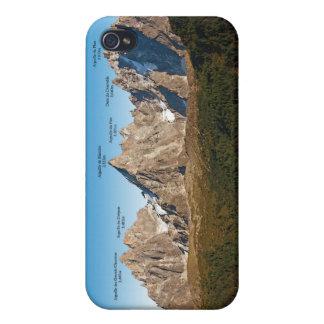 Chamonix - Aiguille de Chamonix Cover For iPhone 4