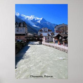 Chamonix, France Poster