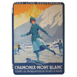 Chamonix – Mont Blanc iPad Air Cover