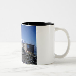 Chamonix Two-Tone Coffee Mug